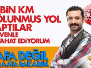 AK Parti Bölünmüş Yollar