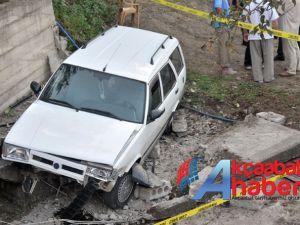 Otomobilin Çarptığı Duvarın altına Kalan bir çocuk öldü.