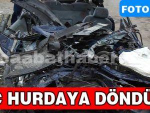 Akçaabatlı 5 Kişi Trafik Kurbanı