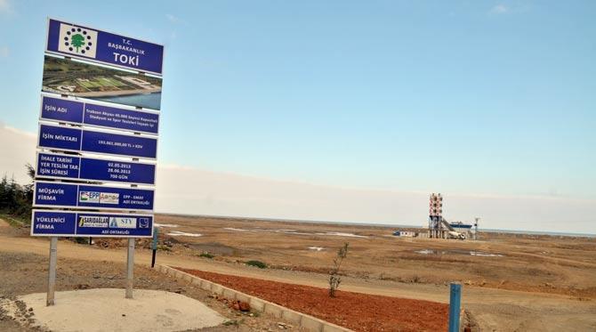 Akyazı Spor Kompleksi ve Stadyum İnşaatı Sürüyor. galerisi resim 7