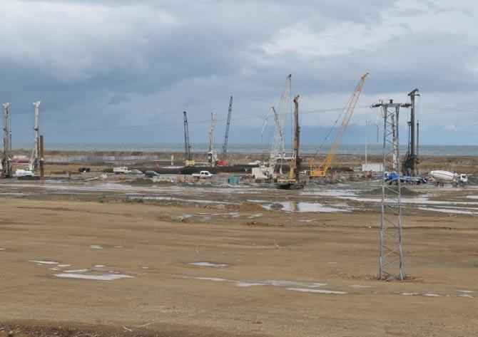 Akyazı Spor Kompleksi ve Stadyum İnşaatı Sürüyor. galerisi resim 9