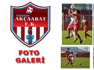 Akçaabat FK Beylerbeyi ile Yenişemedi
