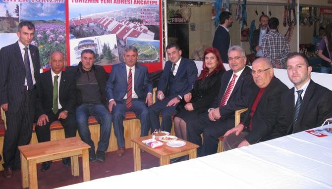 Ankara'da Trabzon Etkinlikleri Başladı. galerisi resim 1