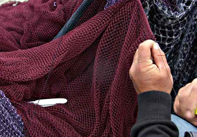 Balıkçılar Mola Verdi Ağlar Bakıma Alındı galerisi resim 12