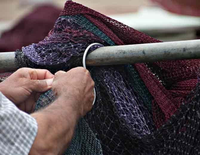 Balıkçılar Mola Verdi Ağlar Bakıma Alındı galerisi resim 19