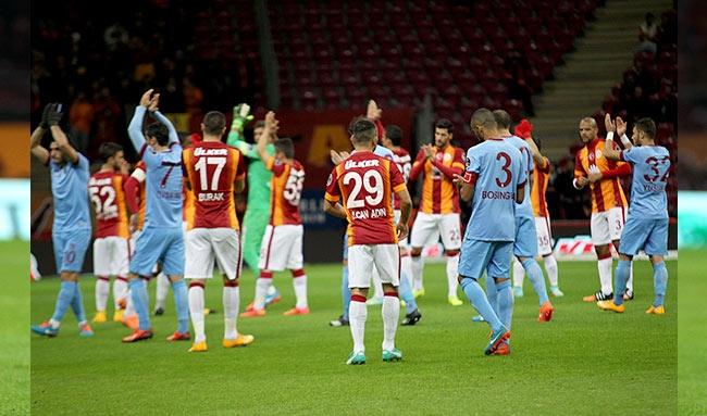 Trabzonspor İstanbul'da Coştu 3-0 galerisi resim 1