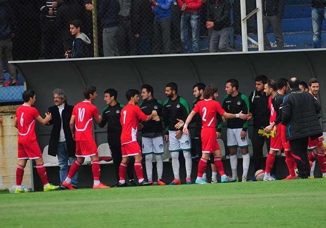 Sebatspor Play-Off'ta galerisi resim 1