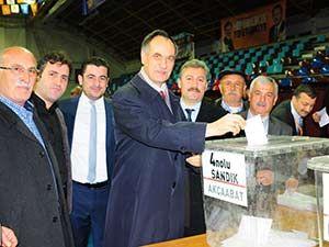 Trabzon Seçime Gidiyor
