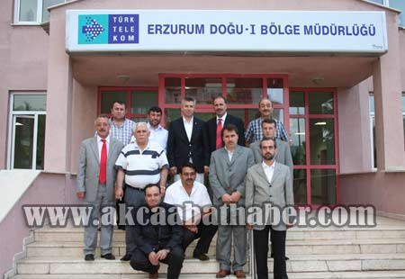AK Partiden Bürokratik Ziyaret galerisi resim 13