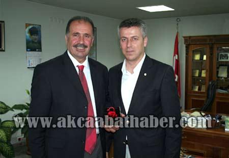 AK Partiden Bürokratik Ziyaret galerisi resim 14