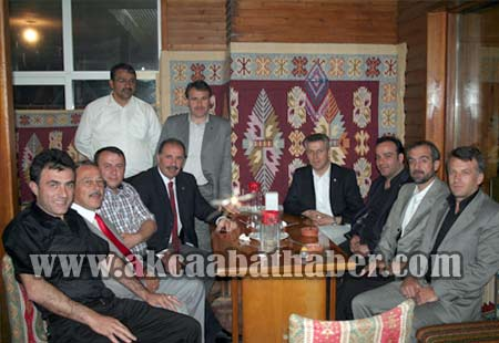 AK Partiden Bürokratik Ziyaret galerisi resim 2