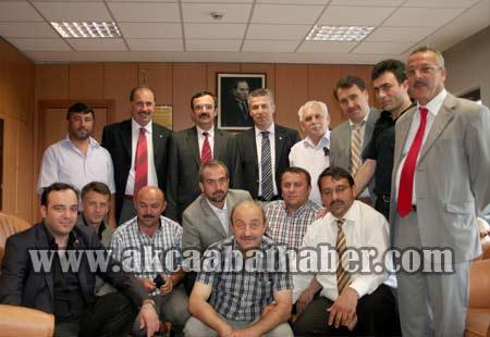 AK Partiden Bürokratik Ziyaret galerisi resim 3
