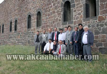AK Partiden Bürokratik Ziyaret galerisi resim 6