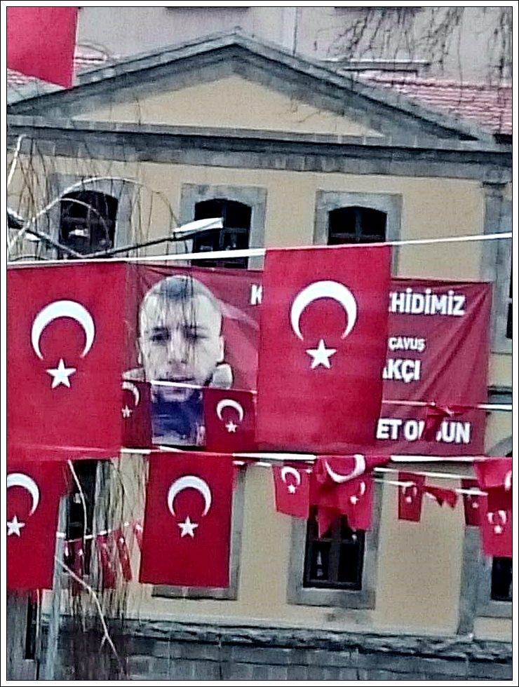 Trabzonlu Şehidimize Son Görev galerisi resim 16