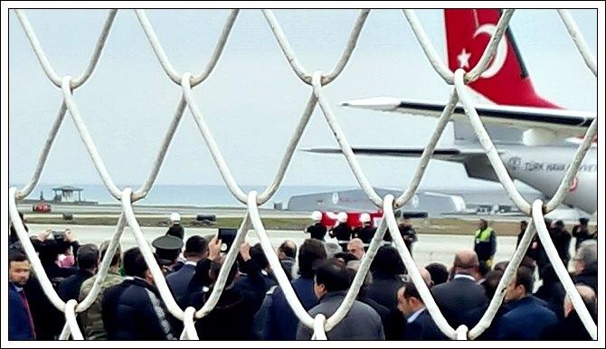 Trabzonlu Şehidimize Son Görev galerisi resim 21