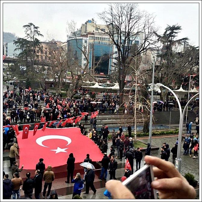Trabzonlu Şehidimize Son Görev galerisi resim 22