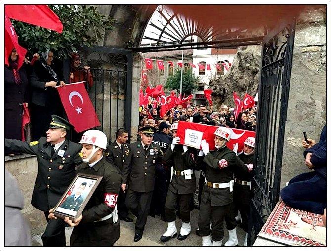 Trabzonlu Şehidimize Son Görev galerisi resim 28