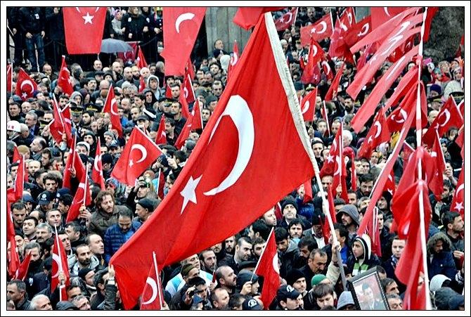 Trabzonlu Şehidimize Son Görev galerisi resim 30