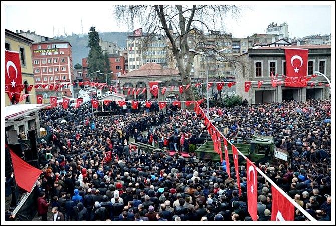 Trabzonlu Şehidimize Son Görev galerisi resim 8
