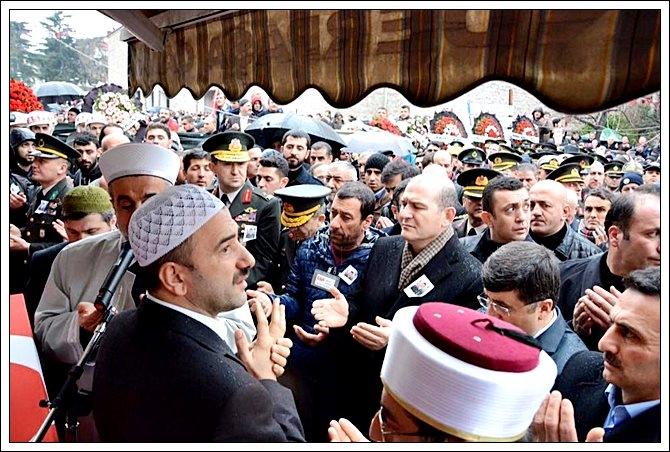 Trabzonlu Şehidimize Son Görev galerisi resim 9