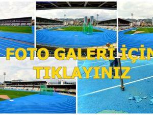 Trabzon Gymnasiade 2016 Olimpiyatlarına Hazır