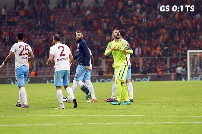 Galatasaray'ı Deplasmanda 1 -0 mağlup ettik galerisi resim 1