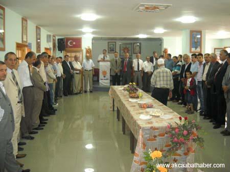 AK Partide Bayramlaşma galerisi resim 19