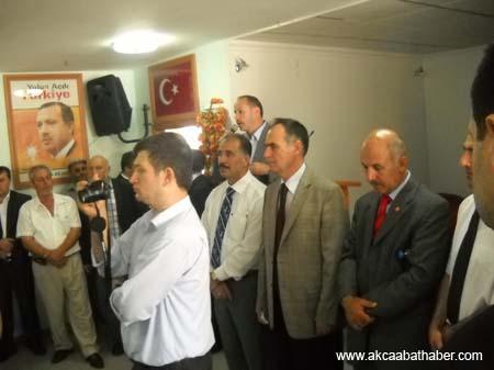 AK Partide Bayramlaşma galerisi resim 28