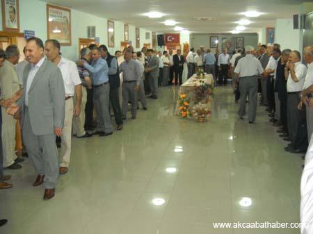 AK Partide Bayramlaşma galerisi resim 3