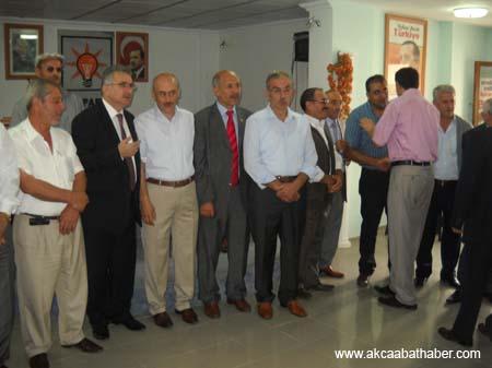 AK Partide Bayramlaşma galerisi resim 6