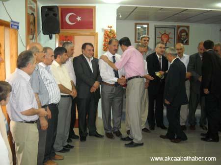 AK Partide Bayramlaşma