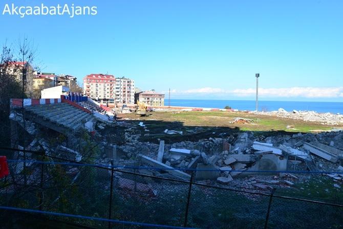 Fatih Stadı Yıkıldı galerisi resim 1
