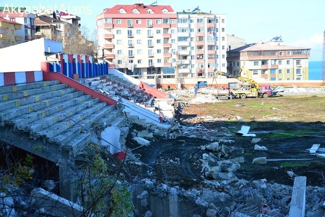Fatih Stadı Yıkıldı galerisi resim 15