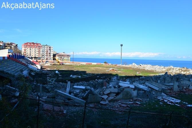 Fatih Stadı Yıkıldı galerisi resim 17
