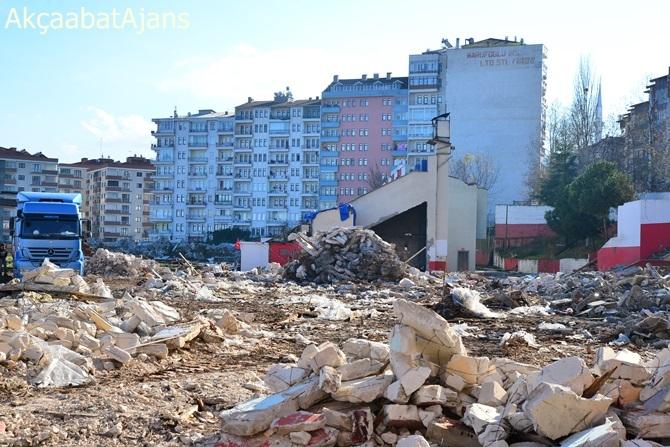 Fatih Stadı Yıkıldı galerisi resim 25