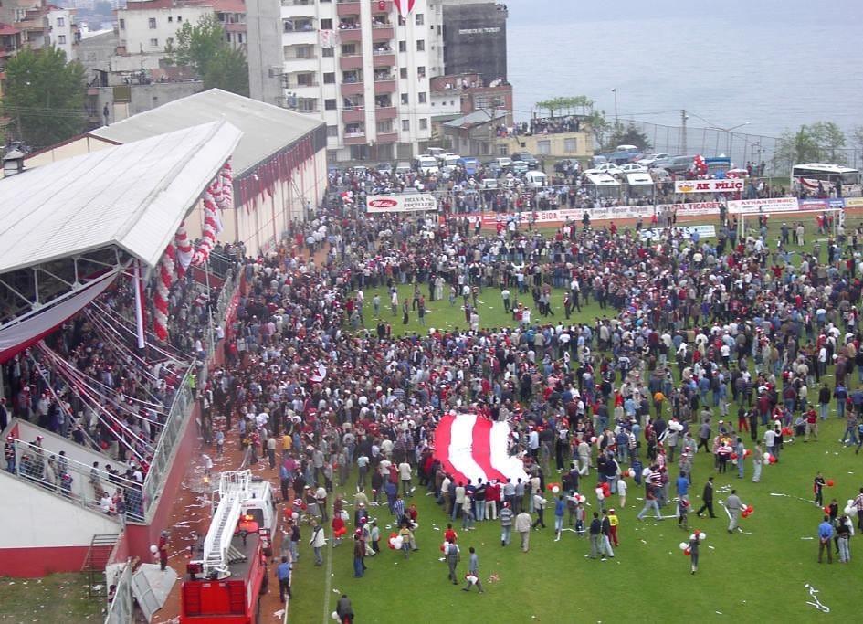 Fatih Stadı Yıkıldı galerisi resim 26