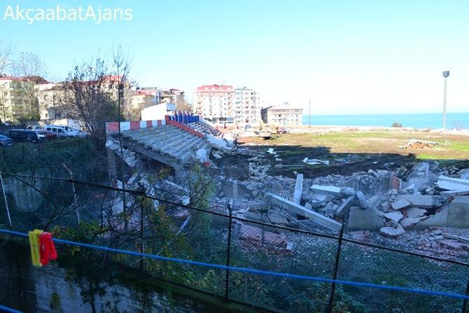 Fatih Stadı Yıkıldı galerisi resim 3