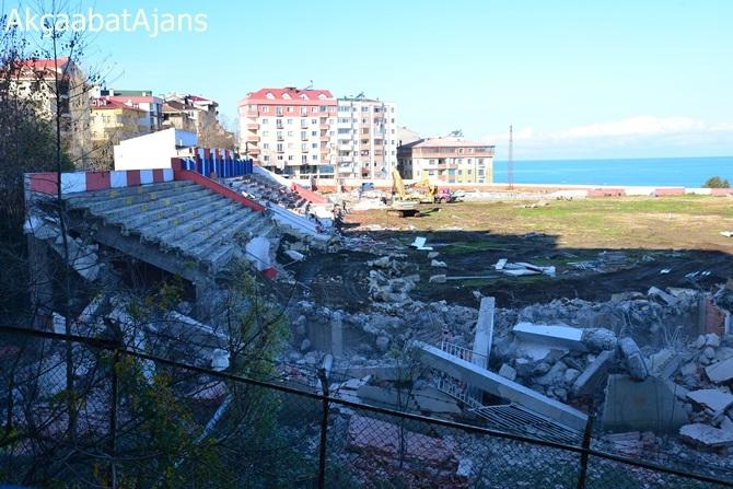 Fatih Stadı Yıkıldı galerisi resim 4