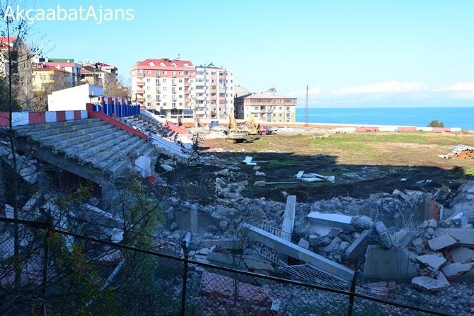 Fatih Stadı Yıkıldı galerisi resim 5