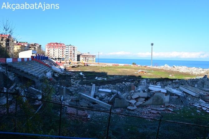 Fatih Stadı Yıkıldı galerisi resim 9