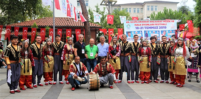 Akçaabat Festivali galerisi resim 16