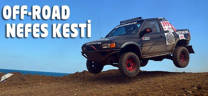 OFF-ROAD Nefes Kesti