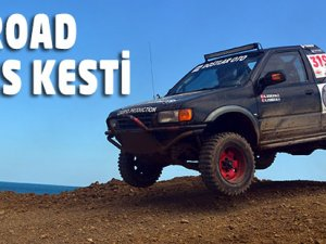 OFF-ROAD Nefes Kesti