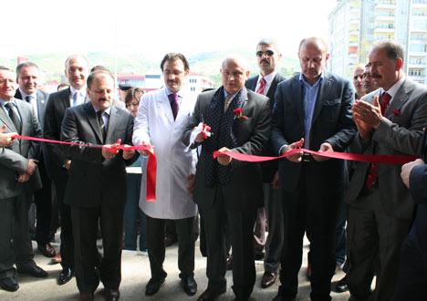 Hastane Törenle Açıldı galerisi resim 1