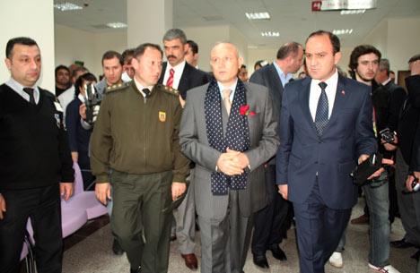 Hastane Törenle Açıldı galerisi resim 2