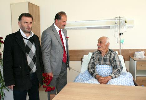 Hastane Törenle Açıldı galerisi resim 4