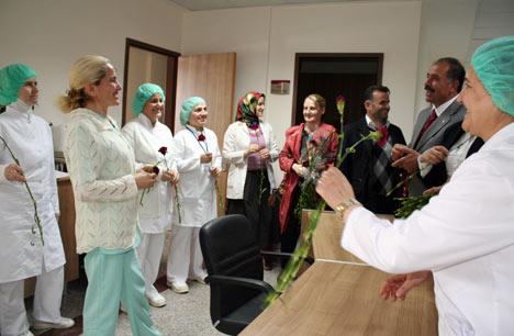 Hastane Törenle Açıldı galerisi resim 5