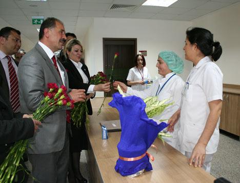 Hastane Törenle Açıldı galerisi resim 6