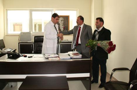 Hastane Törenle Açıldı galerisi resim 8