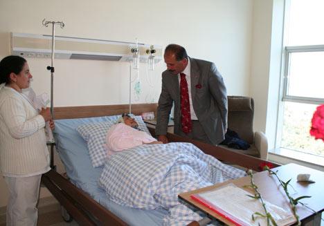 Hastane Törenle Açıldı galerisi resim 9